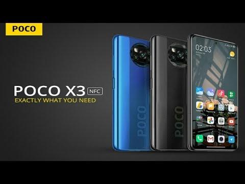 Xiaomi Poco X3 First Impressions Trailer Commercial HD Video | Xiaomi Poco X3 ⚡⚡⚡