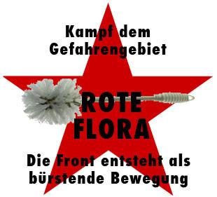 RoteFlora bleibt unverträglich - http://florableibt.blogsport.de/