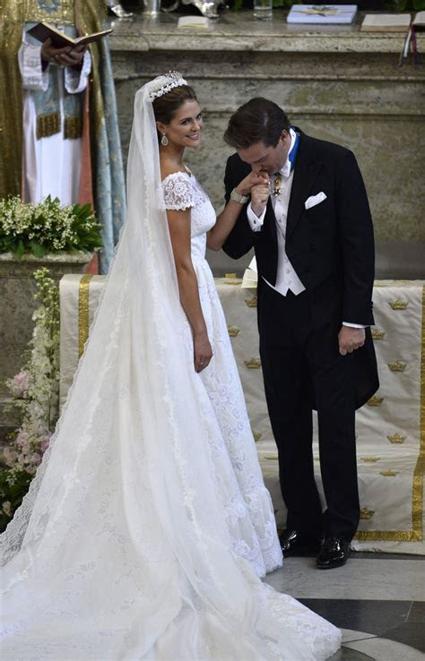 Princess Madeleine Photos Photos   The Wedding Of Princess
