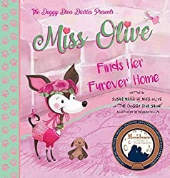 Miss Olive Finds Her Furever Home Book Review & Giveaway