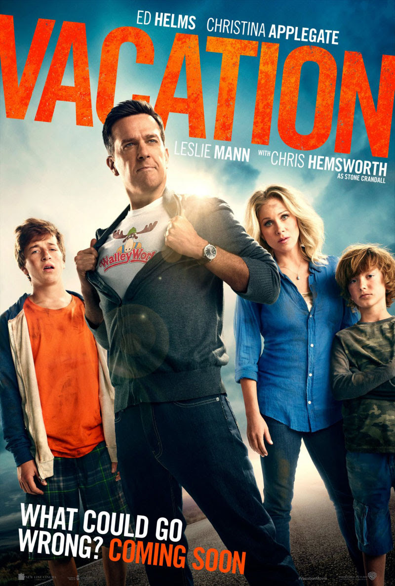 Vacation (Reboot) Trailer, Release Date, Cast, Plot and Photos