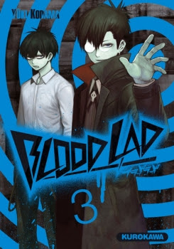 Couverture Blood Lad, tome 03