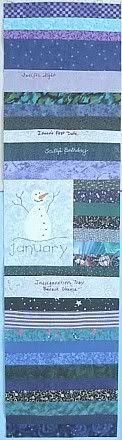Jan Calendar Challenge
