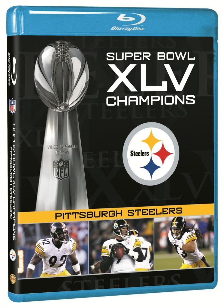 Warner Home Videos NFL Super Bowl XLV Champions DVD