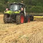 Récolte en 2 temps : un facteur de qualité du grain et gain de temps
