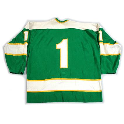 Minnesota North Stars 1974-75 B jersey