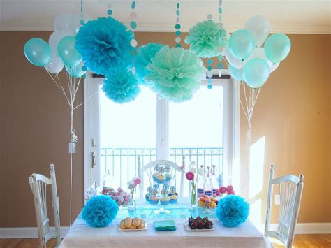 Tiffany Blue Party/ shower decorations   I'm marrying my