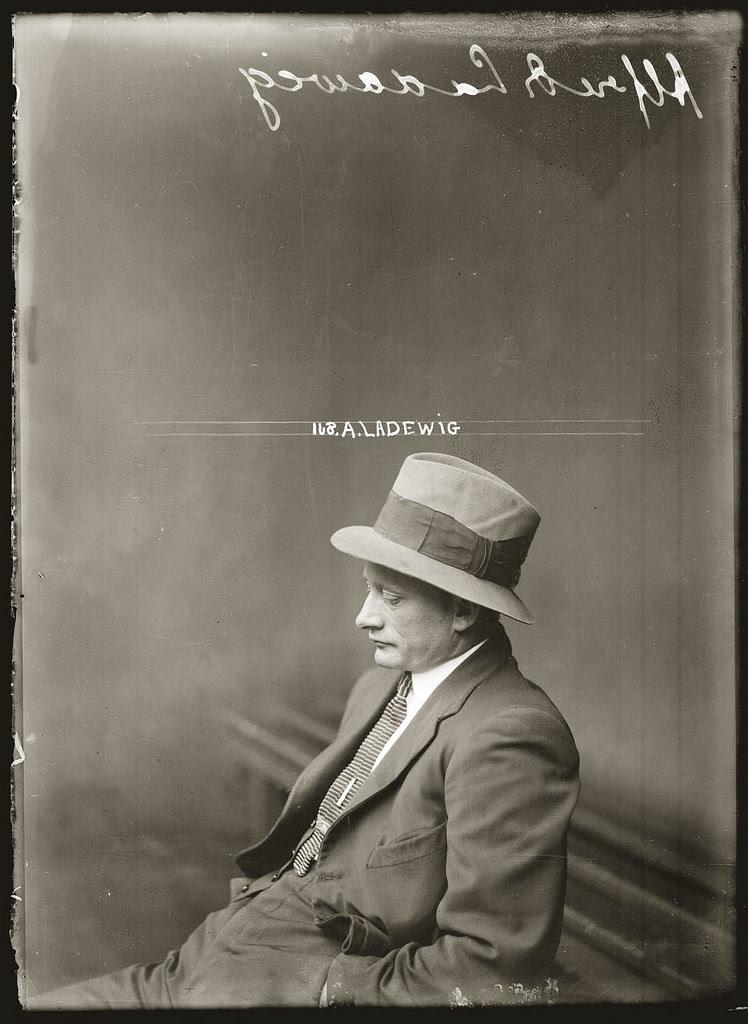 photo police sydney australie mugshot 1920 36 Portraits de criminels australiens dans les années 1920  photo photographie histoire featured art
