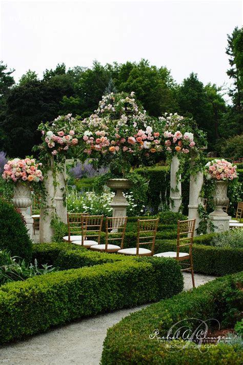 Wedding Ceremony   Botanical Garden Wedding   Rachel A