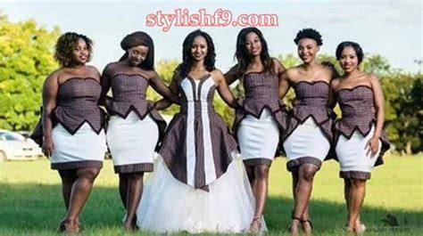 South African & Tswana Traditional Dresses 2019 ? stylish f9