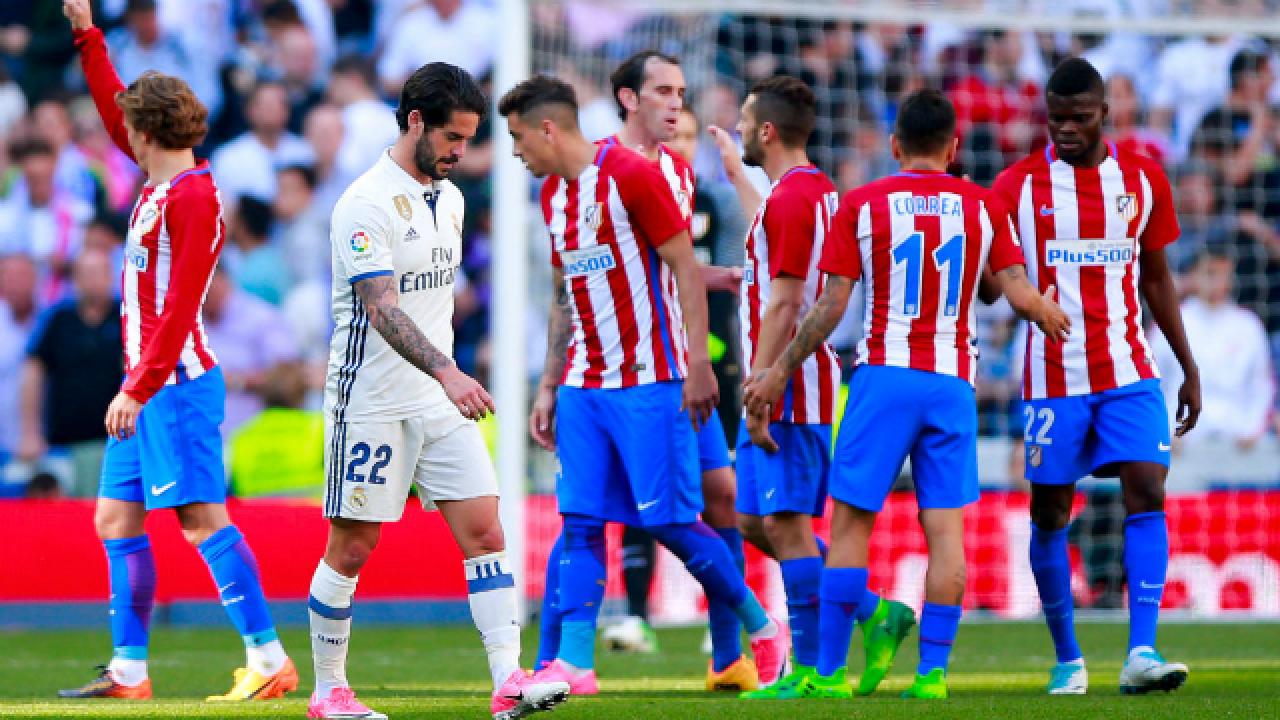 ريال مدريد وأتلتيكو مدريد بث مباشر كأس السوبر الأوروبي