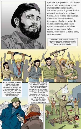 """La vida de Ernesto Guevara pasa al cómic en """"Che: una"""