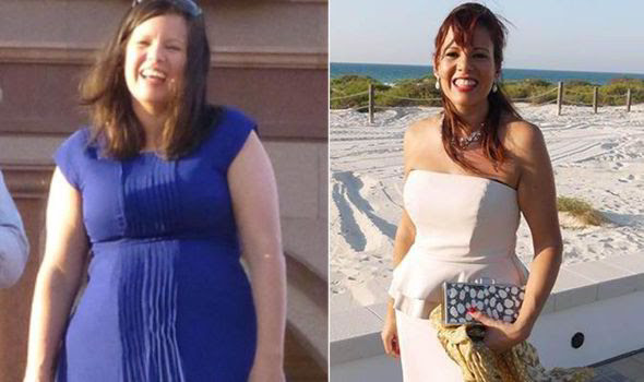Before And After 6 Stone Weight Loss Before And After