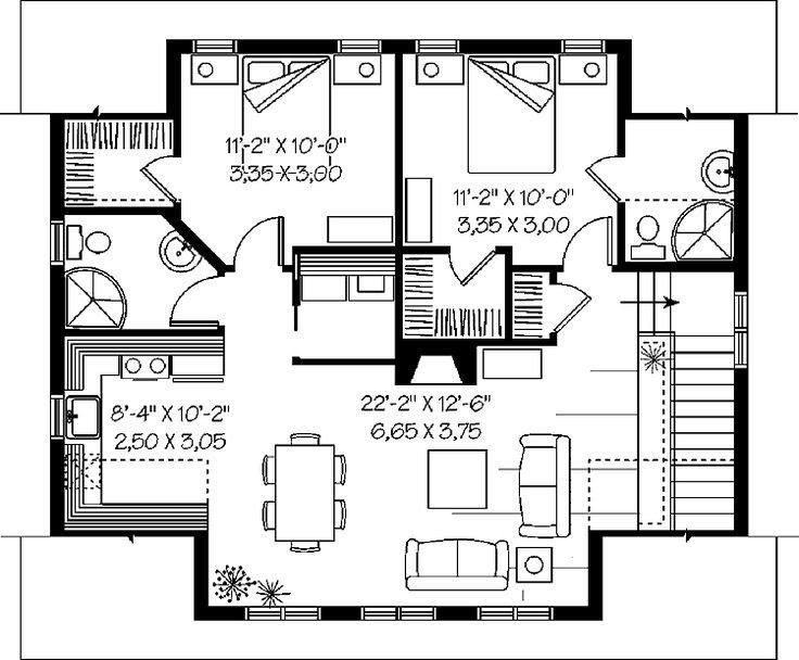 Unique 3 Bedroom Carriage House Plans - New Home Plans Design