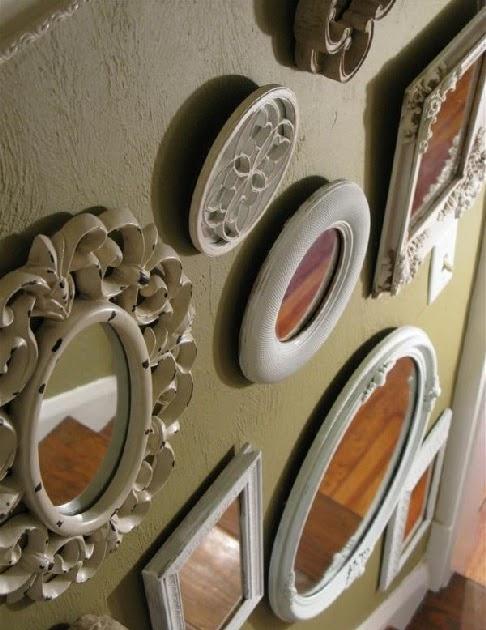 Arredamento vintage specchi vintage for Arredamento vintage