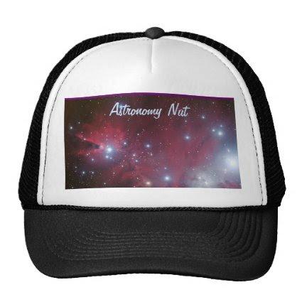 Christmas Tree Cluster - NGC 2264 Hat