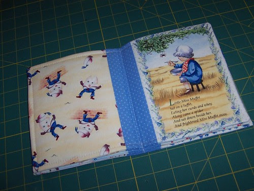 Nursery Rhyme Soft Book