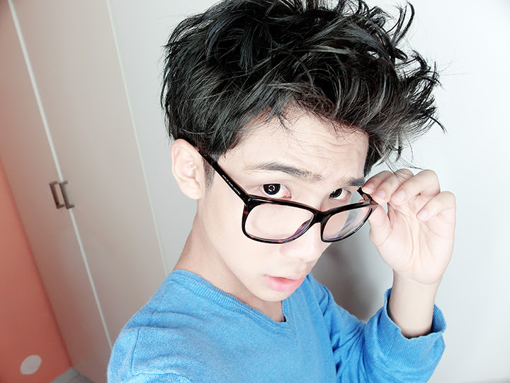 typicalben black hair