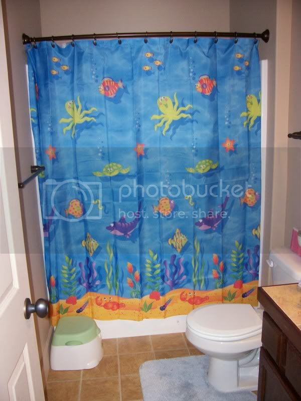 Ideas for the Kids Bathroom / Pictures?