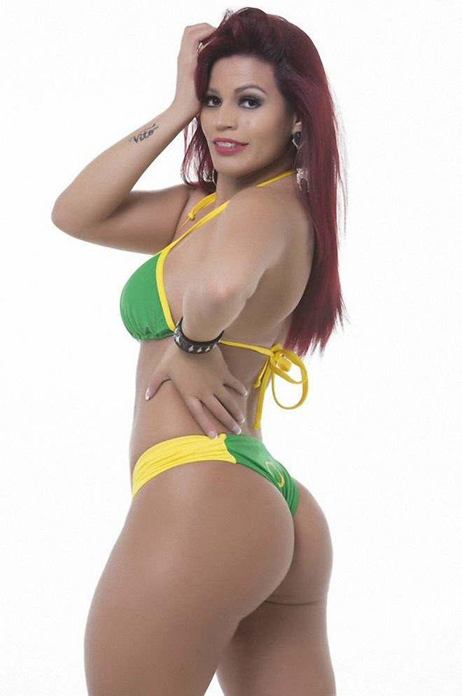 Mel Maia, представительница штата Амазонас. Miss Bumbum, бразилия, конкурс