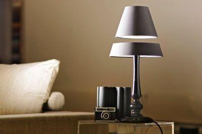 Левитирущая лампа. Технологии мира