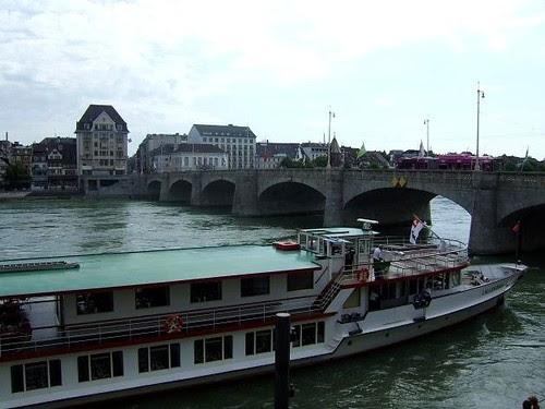 Mittlere Brücke, Basel