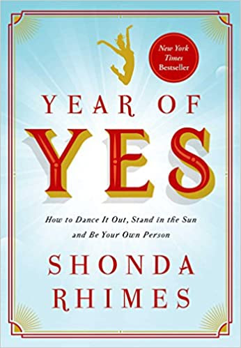Shonda Rhimes, book by Shonda Rhimes