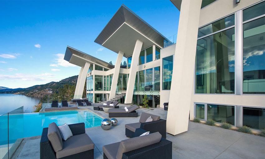 Modern Vacation Houseinterior Design Ideas
