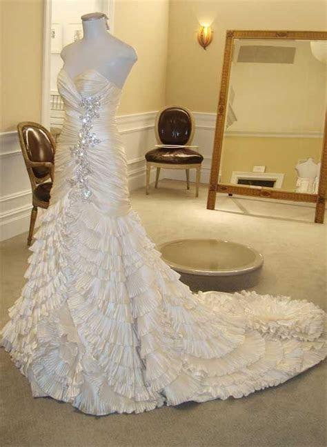 Pnina Tornai 2009, Dress Sarah Kleinfeld consultant wore