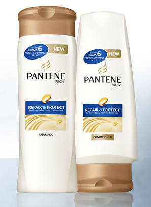 pantene repair Hurry! Free Full Size Pantene Sample