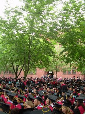 人山人海, Harvard