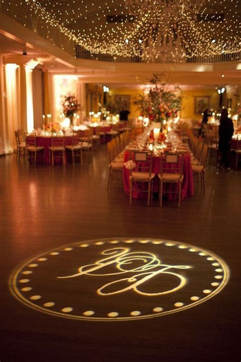 77 best Wedding Gobo Lighting images on Pinterest