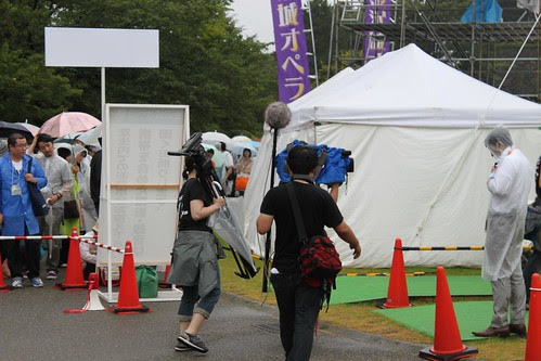 金沢城オペラ祭最終日