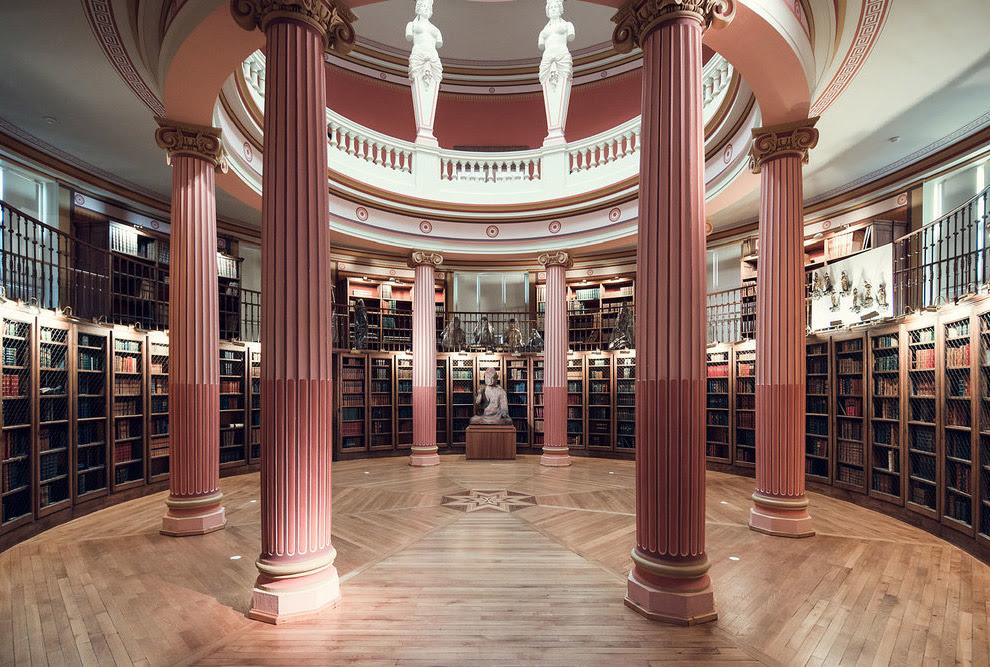 Bibliothèque de Musée Guimet, Paris