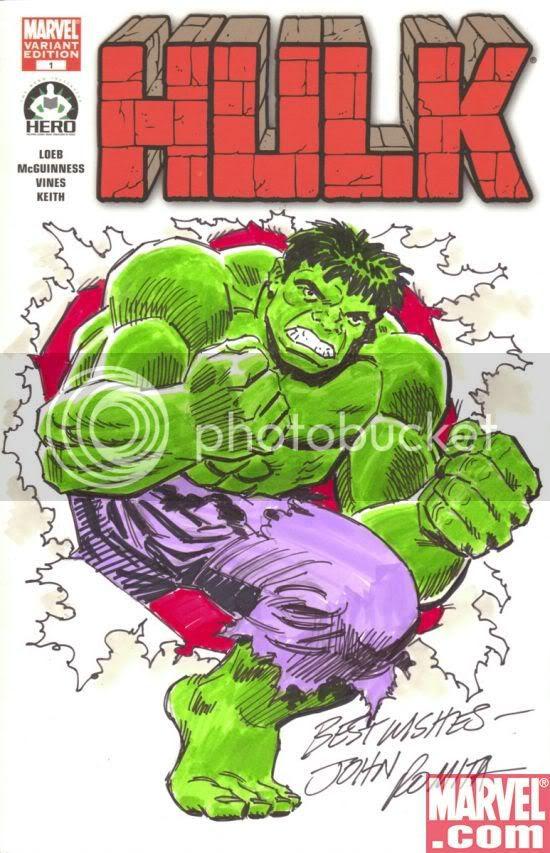 The Hulk 100 Project