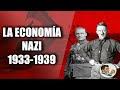 El NACIONALSOCIALISMO y su política económica.