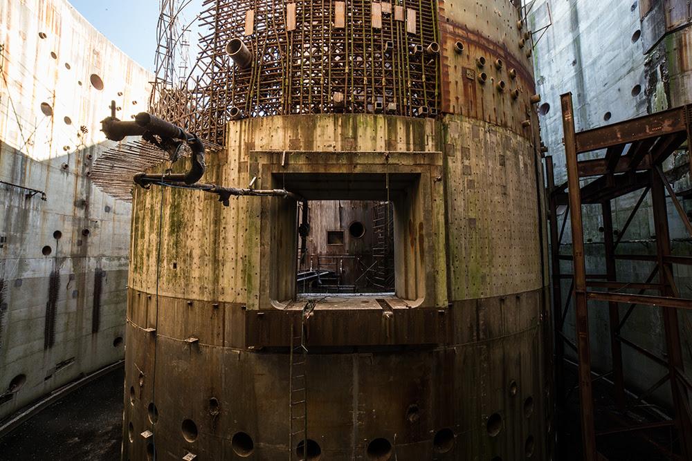 Nuclear Power Plant © 2014 sublunar
