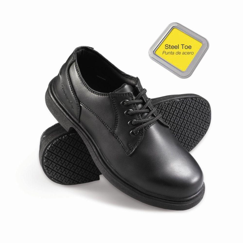 228a5e940c61 Slip Resistant Dress Shoes Women on Grip Women S Slip Resistant Steel Toe  Oxfords Work Shoes