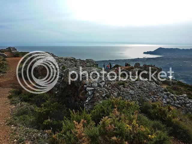 senderismo,montaña,trekking,excursiones,rutas en Alicante,sierra de Bernia