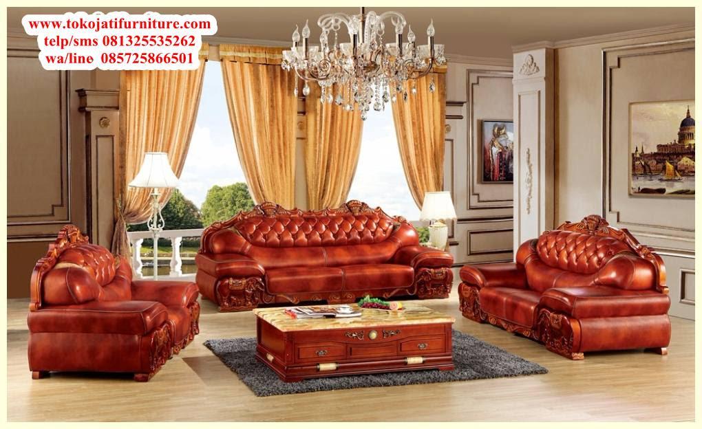 Sofa Tamu Minimalis Modern Www Tokojatifurniture Com Best Store Online Shop
