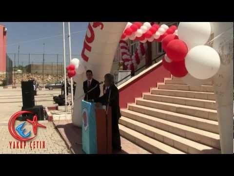 Açılış Konuşmaları - Bozkır Meslek Yüksek Okulu 2011-2012 Dönemi Mezuniyet Töreni