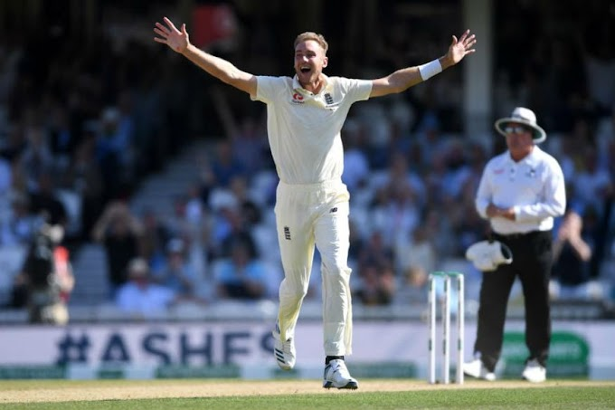 Spoke to Sports Psychologist to Mentally Prepare for Test Matches with No Fans: Stuart Broad