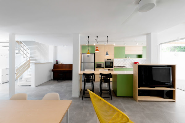 A Family House in Israel - Design Milk