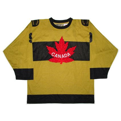 Canada 2005 WJC Falcons jersey photo Canada 2005 WJC Falcons F.jpg