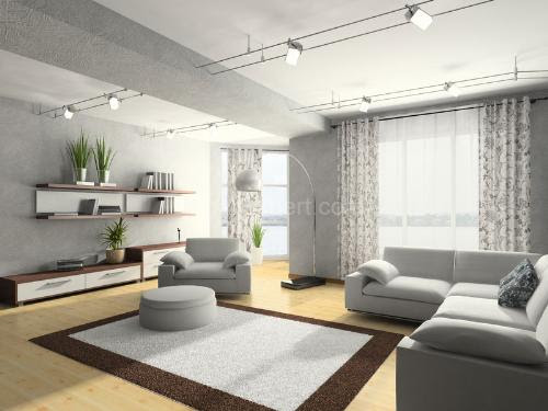 Home Interior Design and Decorating Tips: Make Small Rooms Look