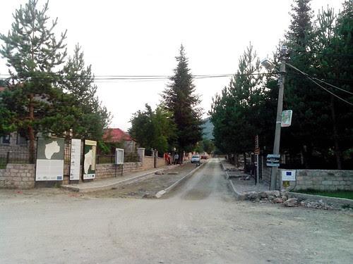 Voskopja, sotto riabilitazione by Ylbert Durishti