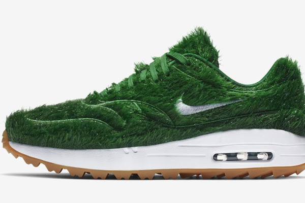 PHOTOS  Nike set to release Air Max 1 Golf  Grass  sneakers inspired by  courses 603818734