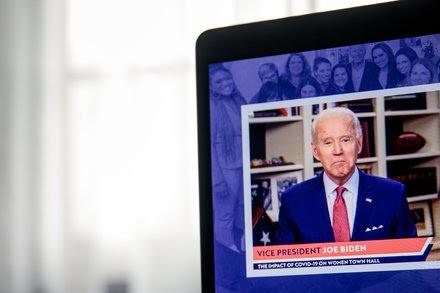 TREND ESSENCE:Joe Biden Is Not Hiding. He's Lurking.