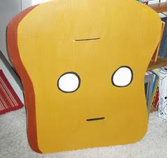 Mr Toast Costume - #9
