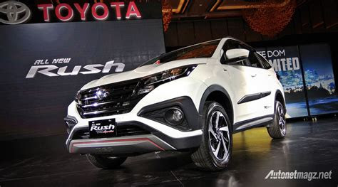 toyota rush unveiled india launch details pricing